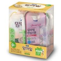 맘마밀 안심이유식 스푼 (9개월)(100G*4입)