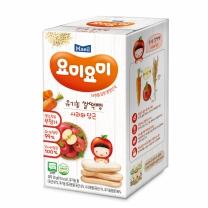매일 요미요미 유기농 쌀떡뻥 (사과,당근)(30G)
