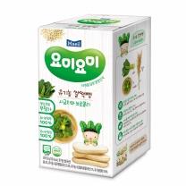 매일 요미요미 유기농 쌀떡뻥 (시금치,브로콜리)(30G)