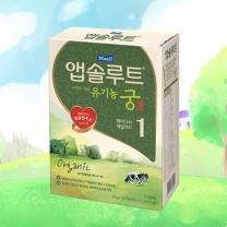 매일 앱솔루트 리뉴얼 유기농궁스틱 (1단계)(14G*20입)