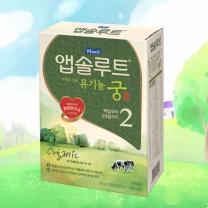 매일 앱솔루트 리뉴얼 유기농궁스틱 (2단계)(14G*20입)