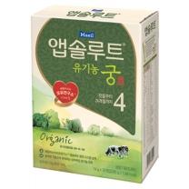 매일 앱솔루트 리뉴얼 유기농궁스틱 (4단계)(14G*20입)