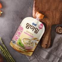 맘마밀 아스파라거스와 닭가슴살(100G)