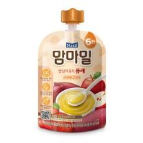 맘마밀 퓨레 사과와 고구마(100G)