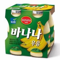 푸르밀 생과즙 바나나 우유(225ML*4입)