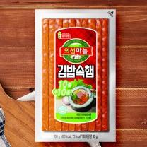 롯데 의성마늘 김밥속햄(200G)