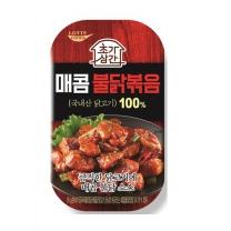㉣ 롯데푸드 초가삼간 매콤불닭볶음(80G)