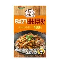롯데푸드 초가삼간 통살코기 바비큐맛(80G)