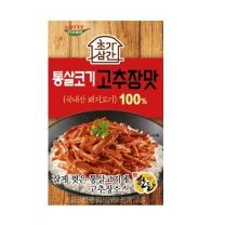 롯데푸드 초가삼간 통살코기 고추장맛(80G)