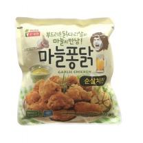 롯데푸드 마늘퐁닭 순살치킨(200G)