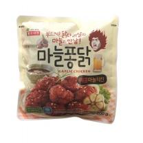 롯데푸드 마늘퐁닭 매콤마늘치킨(200G)