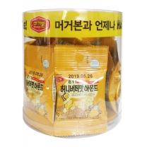 허니버터맛 아몬드(14G*25입)
