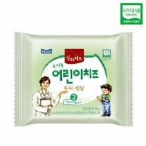 상하 유기농 어린이치즈 (3단계)(180G)