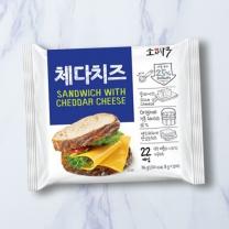 소와나무 내몸건강 체다 치즈(396G)
