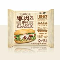 소와나무 체다 치즈 (클래식)(204G)