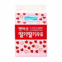 덴마크 딸기딸기우유(300ML)