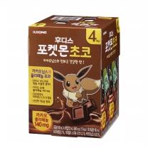 포켓몬 초코우유(180ML*4입)