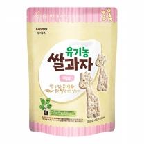 후디스 유기농 순쌀과자백미(30G)