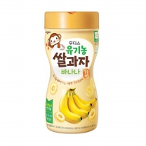 후디스 유기농쌀과자 바나나(40G)