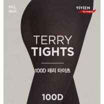 비비안 테리타이츠 (100D)