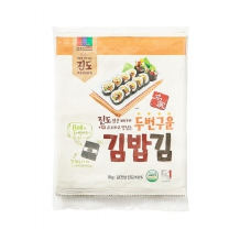 진도 두번구운 김밥김(8장*3봉)