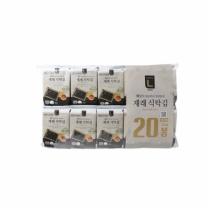 프라임엘 해남원초 재래식탁김(9장*20봉)