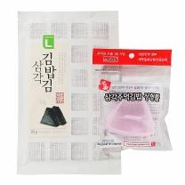 초이스 삼각김밥김+틀(20장+틀)
