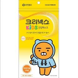 크리넥스 건강마스크 (어린이용)(5입)