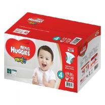 하기스 매직핏기저귀 박스(대형,공용)(88개)