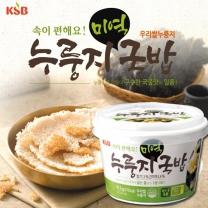 에스비 누룽지 미역국밥(80G)