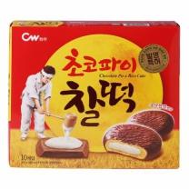 청우 초코파이 찰떡(21.5G*10입)