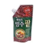 청우 훼미리빙수팥(국산)(500 g)
