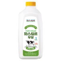파스퇴르 저지방 우유(1,800ML)
