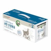 파스퇴르 귀한산양분유 (2단계)(750G*3개)