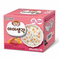 아이생각 한우감자당근진밥(90G*2입)