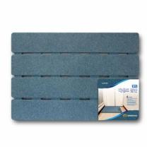 롯데 웰빙 다용도발판 (블루,중)(70*48*3.5CM)