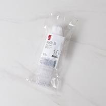 초이스엘 위생포크 (투명)(10CM*10입)