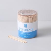 초이스엘세이브 단면이쑤시개 (대)(470입)