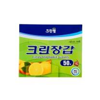 크린장갑(50매)