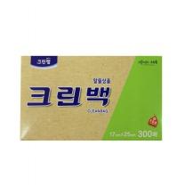 알뜰 크린백 미니(300매)