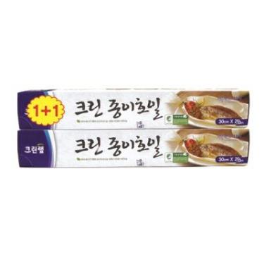 ★모바일 페스타★ 1인2개한정<br>크린종이호일 (1+1)