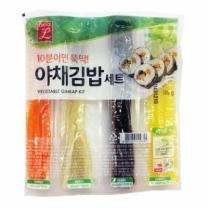 초이스엘 야채김밥세트(245G)