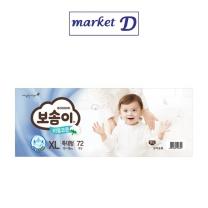 보솜이 리얼코튼 특대 공용72개(72개입)