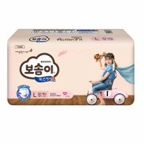 보솜이 액션핏팬티(대형, 여아)(32개)