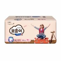 보솜이 액션핏팬티(특대형, 여아)(30개)