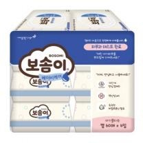 보솜이 베이비케어 물티슈(캡형)(60매*6개)