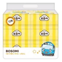 보솜이 13무 안심물티슈 (캡형)(60매*6개)