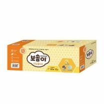 보솜이 안심 물티슈(캡형)(60매*12입)