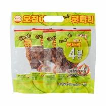 오징어굿다리 (번들)(20G*4봉)
