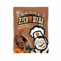 진미 불맛 짜장 분말(100G)